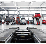 Автомойки, мастерские, крытые парковки